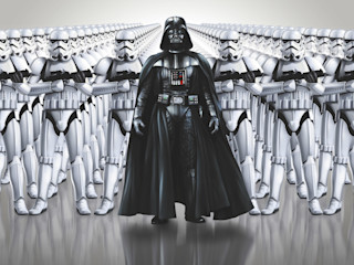 Star Wars Photomural 'Imperial Force' ref 8-490 Paper Moon Paredes y pisosPapeles pintados