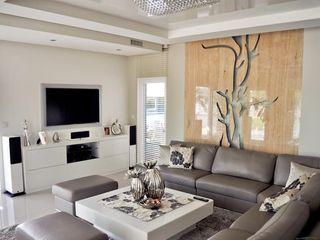 Abakon sp. z o.o. spółka komandytowa Modern Living Room