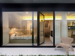 Nan Arquitectos Minimalist houses