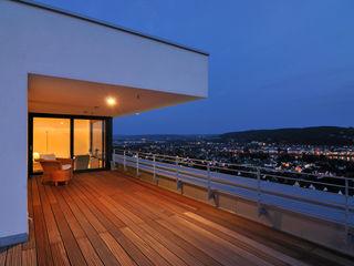 wirges-klein architekten Modern Terrace
