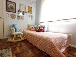 Red Studio Modern Kid's Room