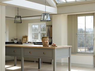 The West Sussex Kitchen by deVOL deVOL Kitchens Кухня