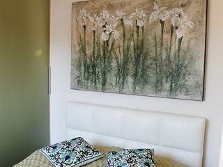 YNOX Architektura Wnętrz Modern style bedroom