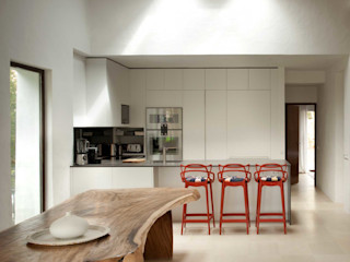 Kitchen TG Studio Cocinas de estilo mediterráneo