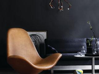 Concord High - Thomas Pedersen Stouby Salones de estilo escandinavo