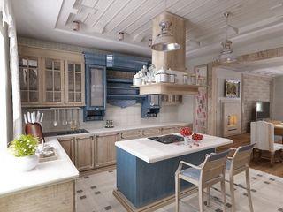 Студия дизайна Натали Хованской Kitchen