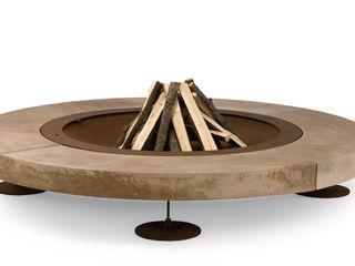 rondo wood-fired oven GiardinoBracieri & Barbecue