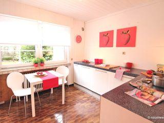Home Staging Erbimmobilie 60er Jahre raumwerte Home Staging Landhaus Küchen