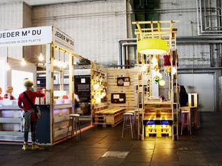 ORTerfinder Centros de exhibiciones Madera
