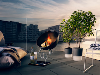 Fabryka Form Garden Fire pits & barbecues