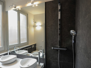 Global Projects Minimalist bathroom