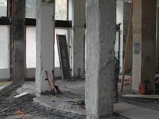 FASE ARCHITETTI ASSOCIATI Moderne Geschäftsräume & Stores