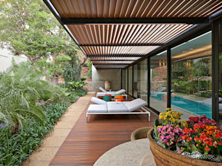 Beth Nejm Balcones y terrazas modernos: Ideas, imágenes y decoración