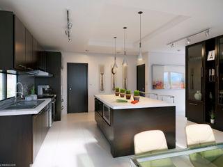 E2 House arQing Dapur Minimalis