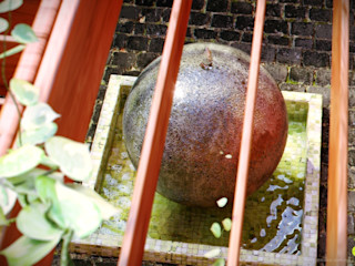 MEXICAN PATIO arQing Garden Swim baths & ponds