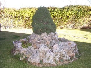 Piedra Rocalla Rocalla Jardines de estilo rústico