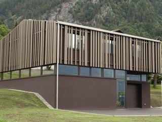 Spiegel Fassadenbau Locaux commerciaux & Magasin originaux