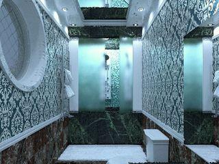 Nada-Design Студия дизайна. Modern bathroom