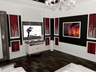 Nada-Design Студия дизайна. Modern style bedroom