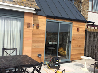 BWF Cladding Extension & Building Building With Frames