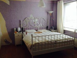 Slaapkamer voor en na ilsephilips