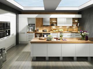 DanKüchen Studio Hengelo Cocinas de estilo moderno