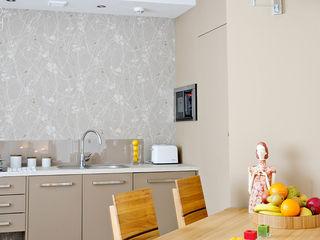 Pracownia projektowa artMOKO Cozinhas ecléticas