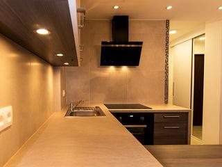 studio wnętrz URBAN-DESIGN Kitchen