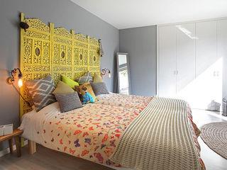 ROSA PURA HOME STORE Phòng ngủ phong cách Địa Trung Hải