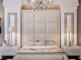 EJ Studio Classic style bedroom