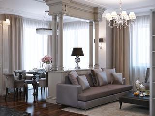 EJ Studio Living room