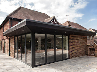 Essex Glamour Nic Antony Architects Ltd Rumah Modern