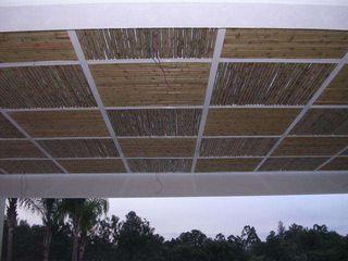 Kanela Bambu Balcones y terrazas rurales