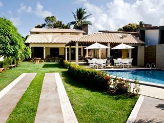 Celia Beatriz Arquitetura Rumah Tropis