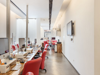 Nautilo Arquitetura & Gerenciamento Espaces commerciaux modernes