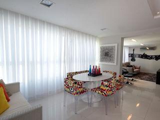 Celia Beatriz Arquitetura Balconies, verandas & terraces Accessories & decoration