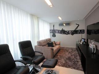Celia Beatriz Arquitetura Multimedia roomAccessories & decoration