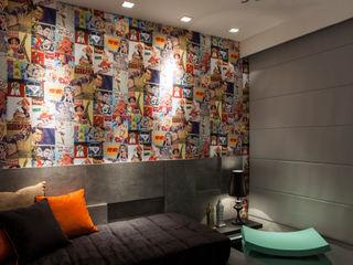 Celia Beatriz Arquitetura BedroomBeds & headboards