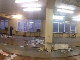 Танцевальная студия в Днепропетровске 380 м2 NK design studio