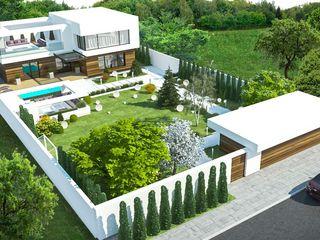 NK design studio Modern houses