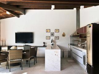 Argollo & Martins   Arquitetos Associados Tropical style pool