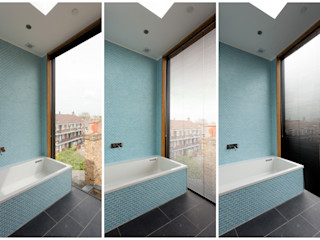 Bathroom Twist In Architecture Kamar Mandi Modern