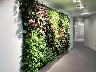 GREEN URBAN LIFE GMBH Office buildings