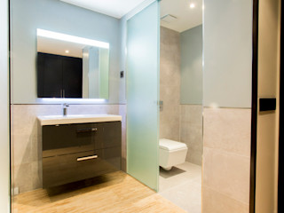 Empresa constructora en Madrid Ванна кімната