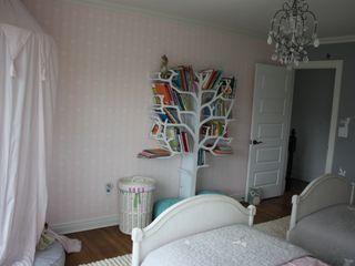 Girls' Bedroom 'Before' Photo homify اتاق کودک