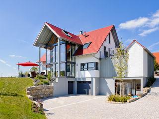 Achtergarde + Welzel Architektur + Interior Design Casas de estilo rural