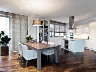 Penthaus Hamburg SALLIER WOHNEN HAMBURG Moderne Küchen
