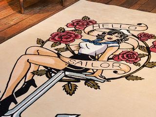 Rob Pybus Designer Collection FLOOR_STORY Walls & flooringCarpets & rugs