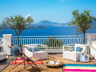 PDV studio di progettazione Varandas, marquises e terraços mediterrânicos