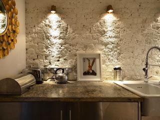 Notting Hill Maisonette Barlow & Barlow Design Cozinhas ecléticas